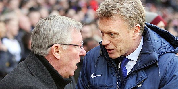 Moyes wants to make his own mark on Manchester United