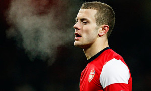 Wilshere promises to stop smoking