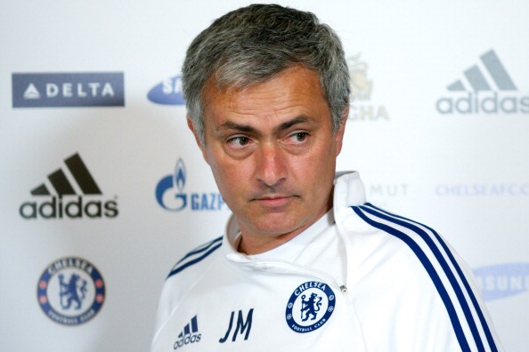 Mourinho hasn't included De Bruyne in his squad for sometime