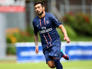 Could Lavezzi be on his way to Spurs?