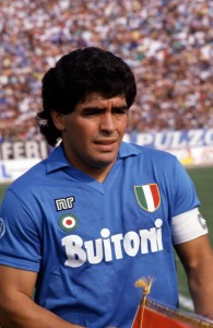 Maradona would like to return to his old club