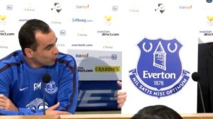 Martinez unveils new Crest