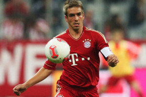 Lahm has been a world class full back for years, can  he be a world class midfielder?
