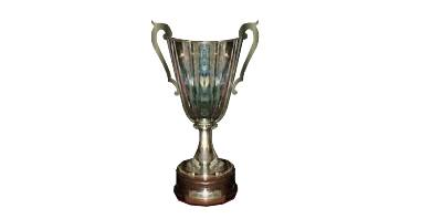 The Cup Winners Cup trophy