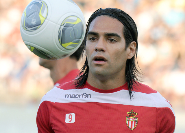 Falcao couldn't prevent Monaco from losing their first game of the season