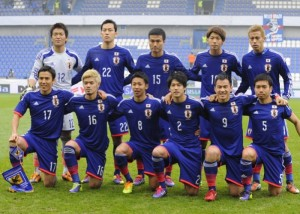 Honda, Kagawa, Kiyotake and co will be hoping to make this Japan's best World Cup yet
