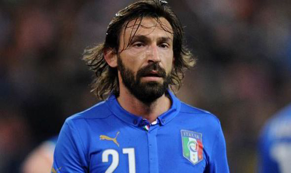 Pirlo - A Class act