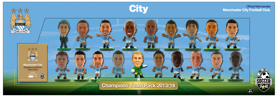 City Champions Pack